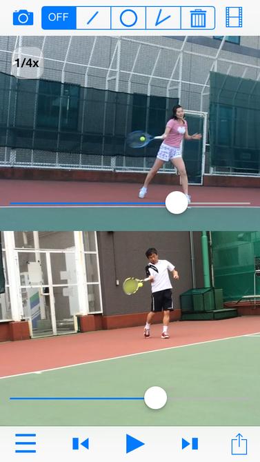 テニス強化アプリ作りました!