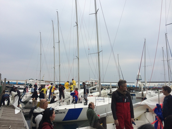 葉山マリーナ international friendship regatta