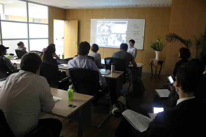 5月21日(水) ファウンダー・インスティテュート(FI)東京 イベント「東京での起業方法」