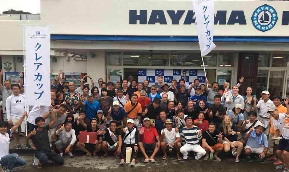 第6回クレアカップヨットレース開催しました(9/2日曜日)。